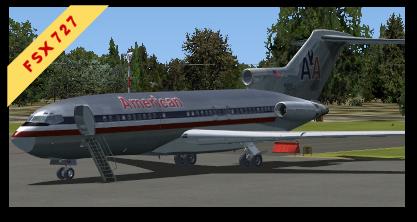 FSX ATR72-500 American Eagle FSX SP1/SP2 Contains a