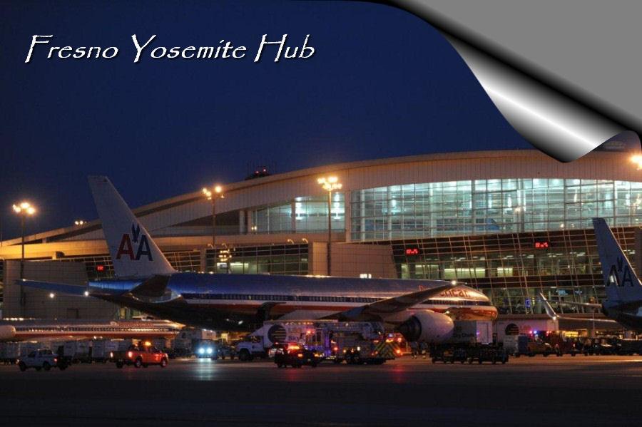 Fresno Air Terminal